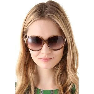 $355 Chloe Ammi Sunglasses in excellent condition